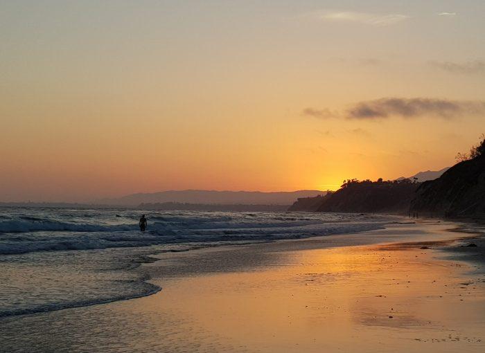 Dove vedere il tramonto a Santa Barbara - Mesa