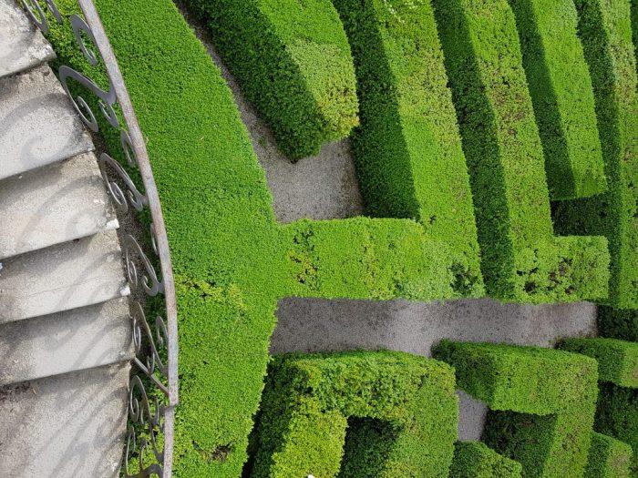 Villa Pisani Labirinto