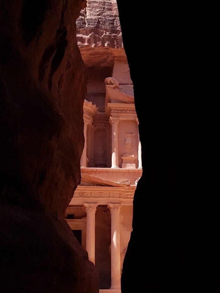 Una settimana in Giordania - Tesoro di Petra