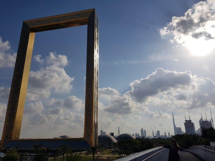 Dubai cose da non perdere assolutamente - The Frame