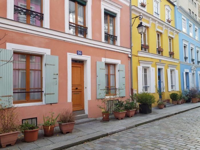 Parigi: luoghi insoliti Rue Cremieux