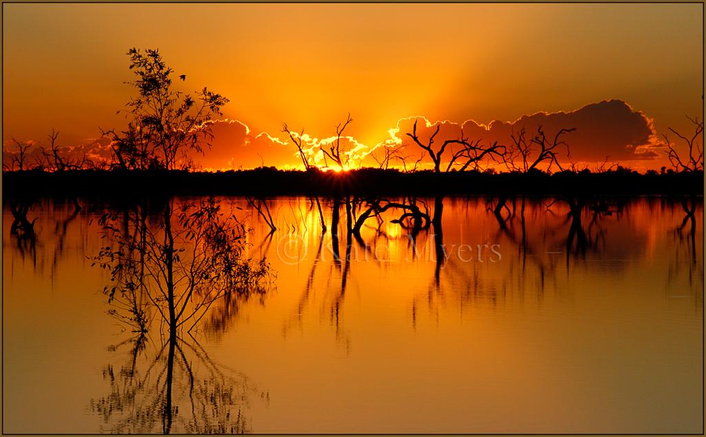 Lake Wetherill Sunrise