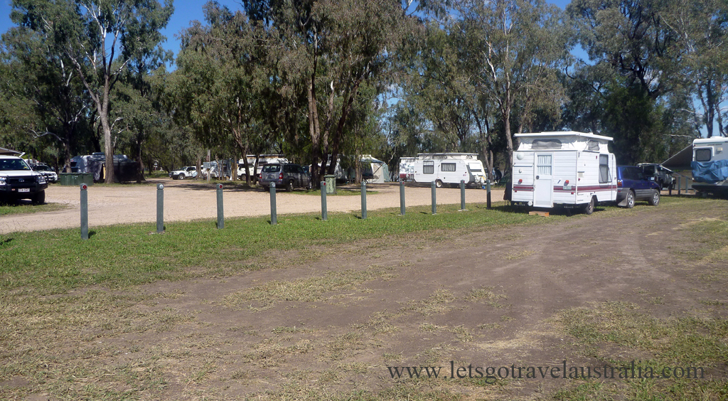 Chinchilla-Weir-Camping-area