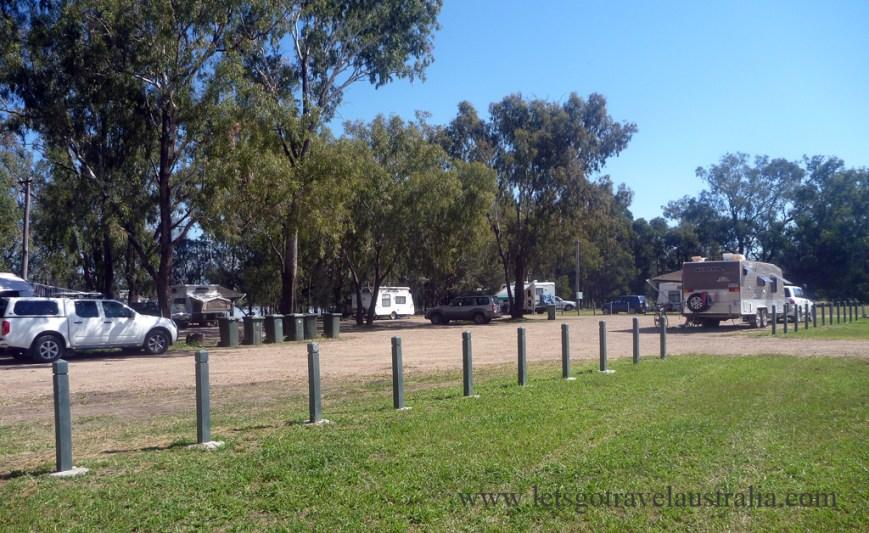 Chinchilla-Weir-main-camping-area-2