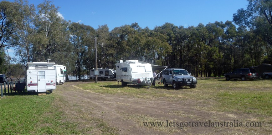 Chinchilla-Weir-overflow-Camping-area