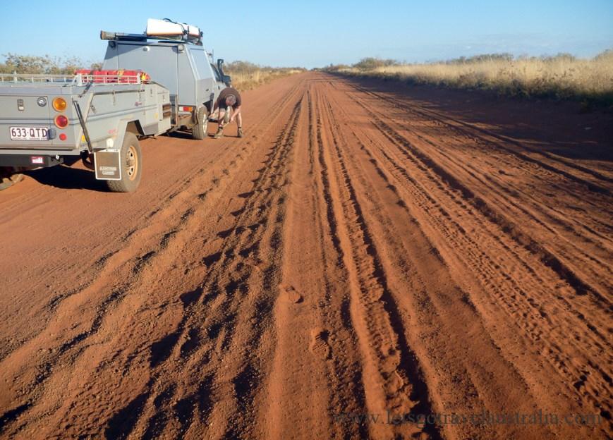 Corrugated-Road