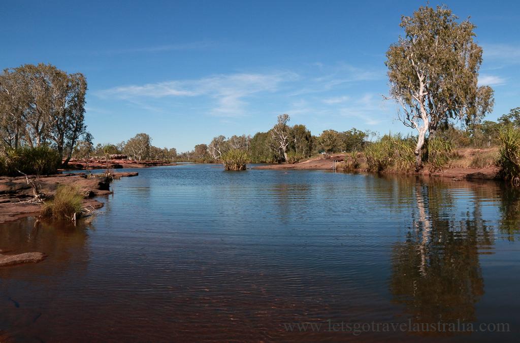 King Edward River
