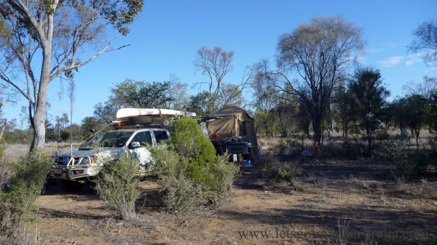 Blackall-Campspot