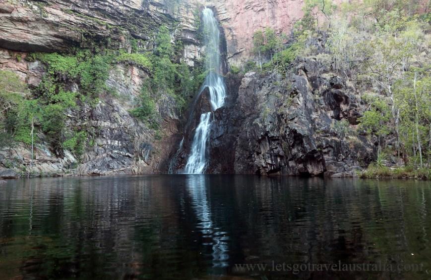 Tjaetaba-Falls