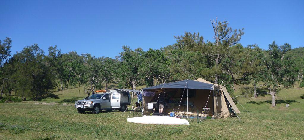 Camping spot