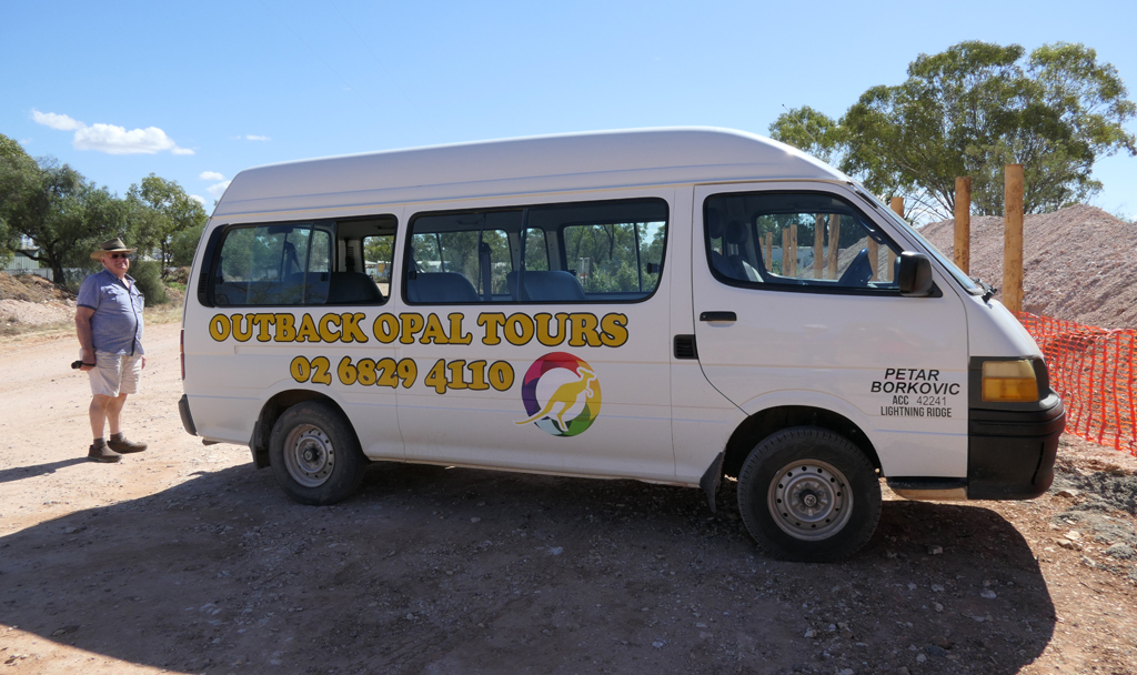 Outback Opal Tours