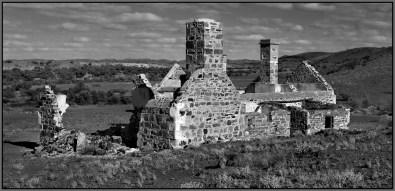 Peake Ruins