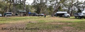 Sheba Dams Camping 7