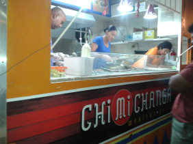 Chimichanga- Mexican Fast Food in Trinidad