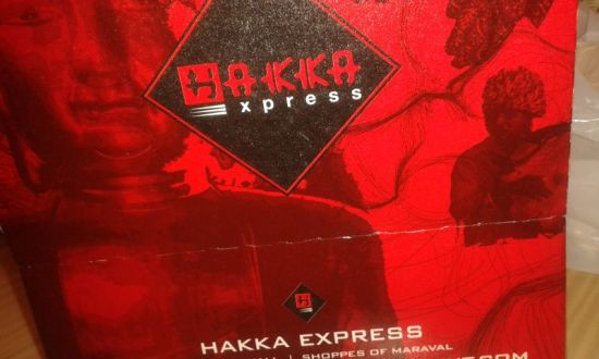 No Room for Cultural Appropriation – The Hakka Express