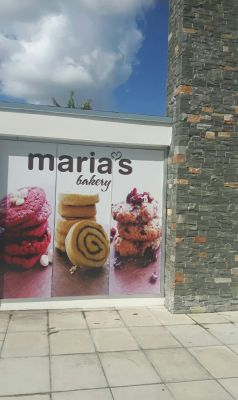 Maria's Bakery – Designer's View & Foodie's Experience