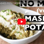 Vegan Mashed Potato by Vegan Rev