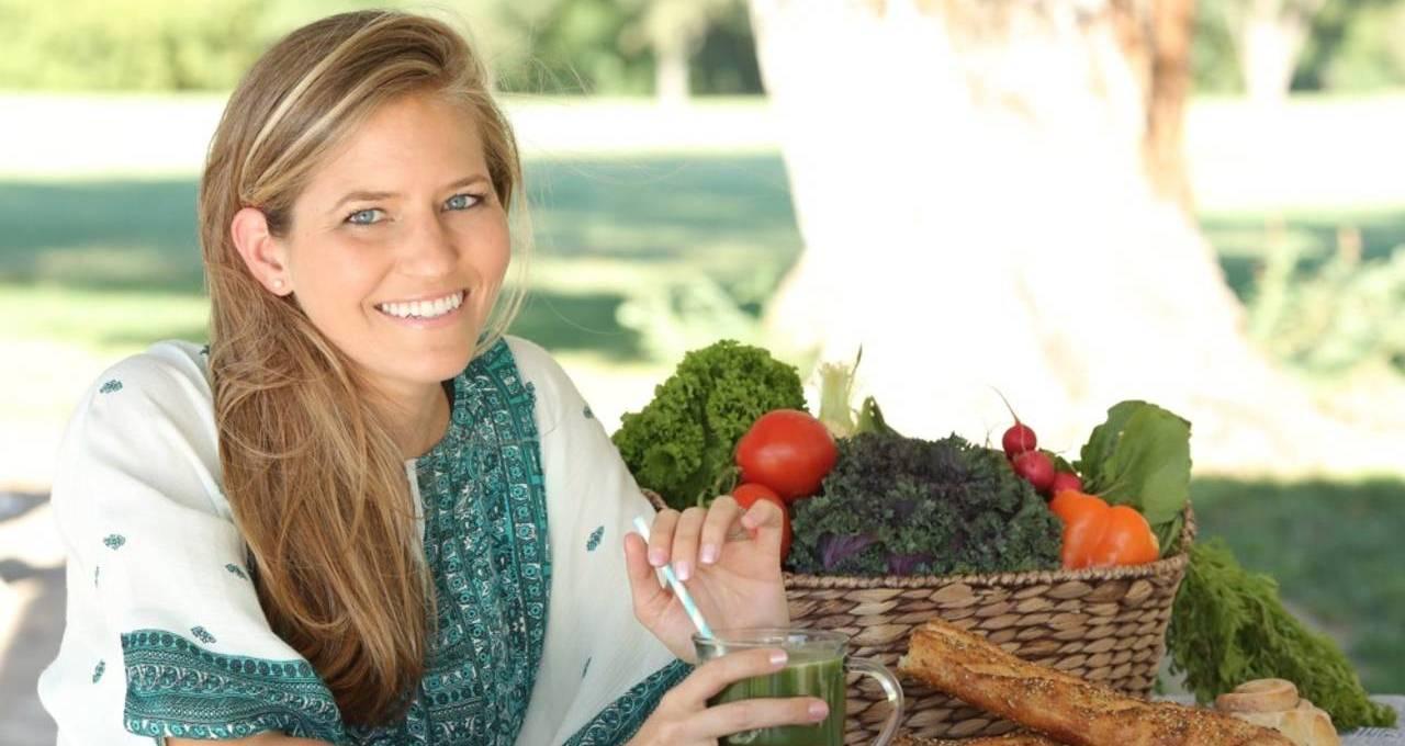 Michelle Cehn from World of Vegan
