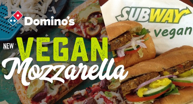 Vegan Options at fast food chains