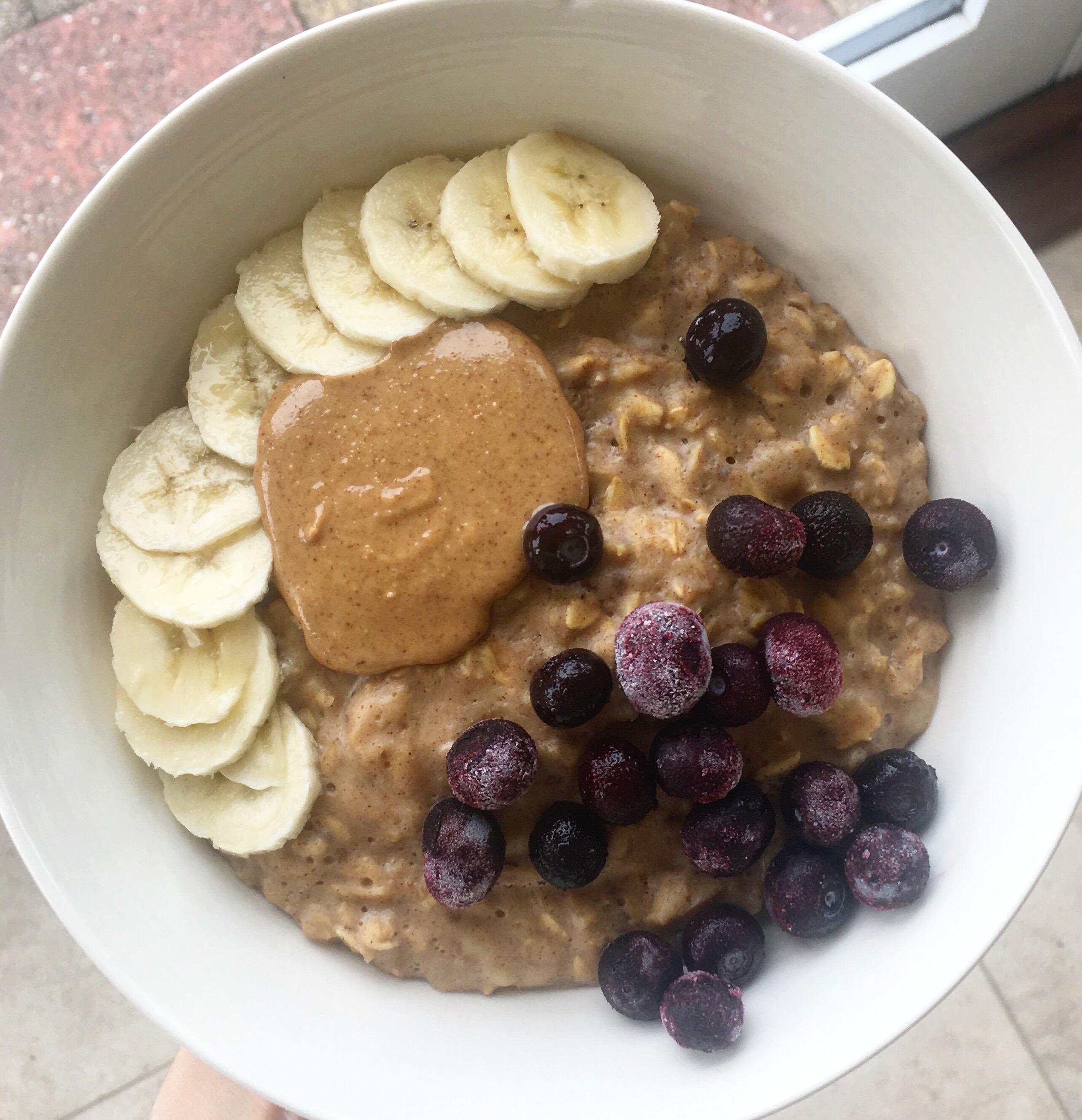 Wholesome Porridge