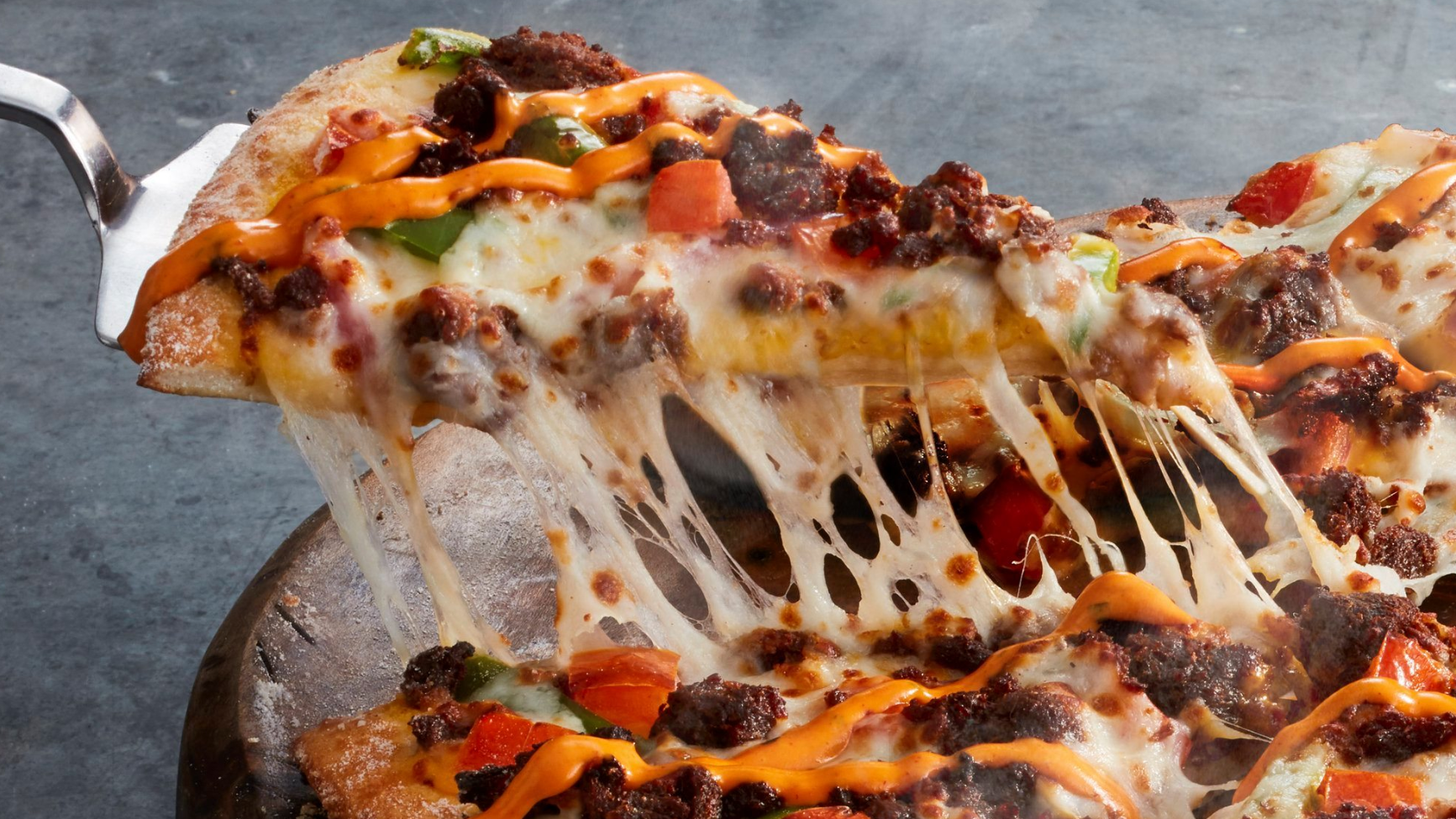 Dominos are set to launch three new vegan pizzas this year