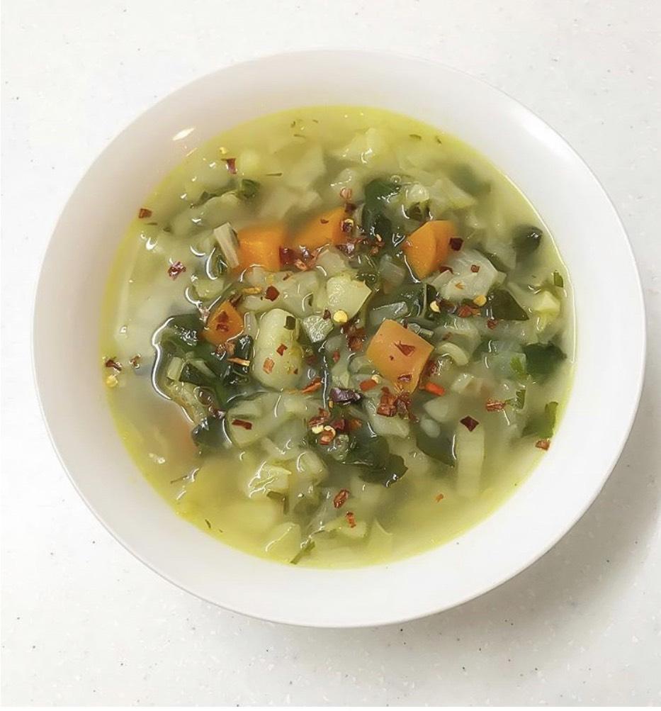 Winter Cottage Soup