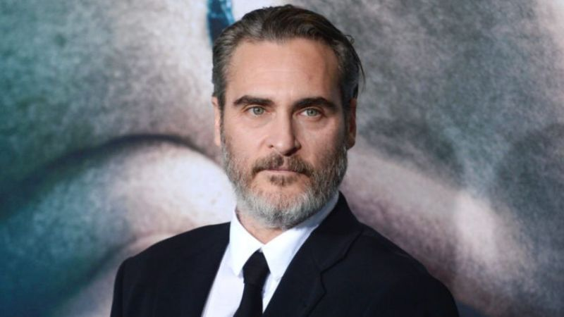 Joaquin Phoenix the vegan activist and actor
