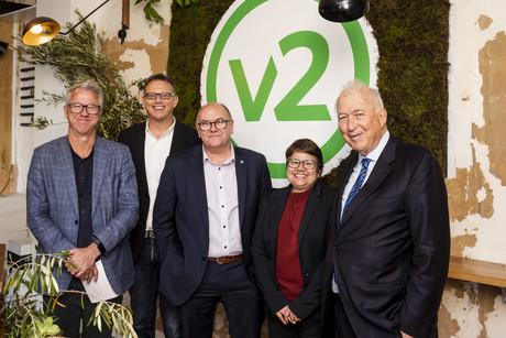 V2Food Company, a plant based meat alternative
