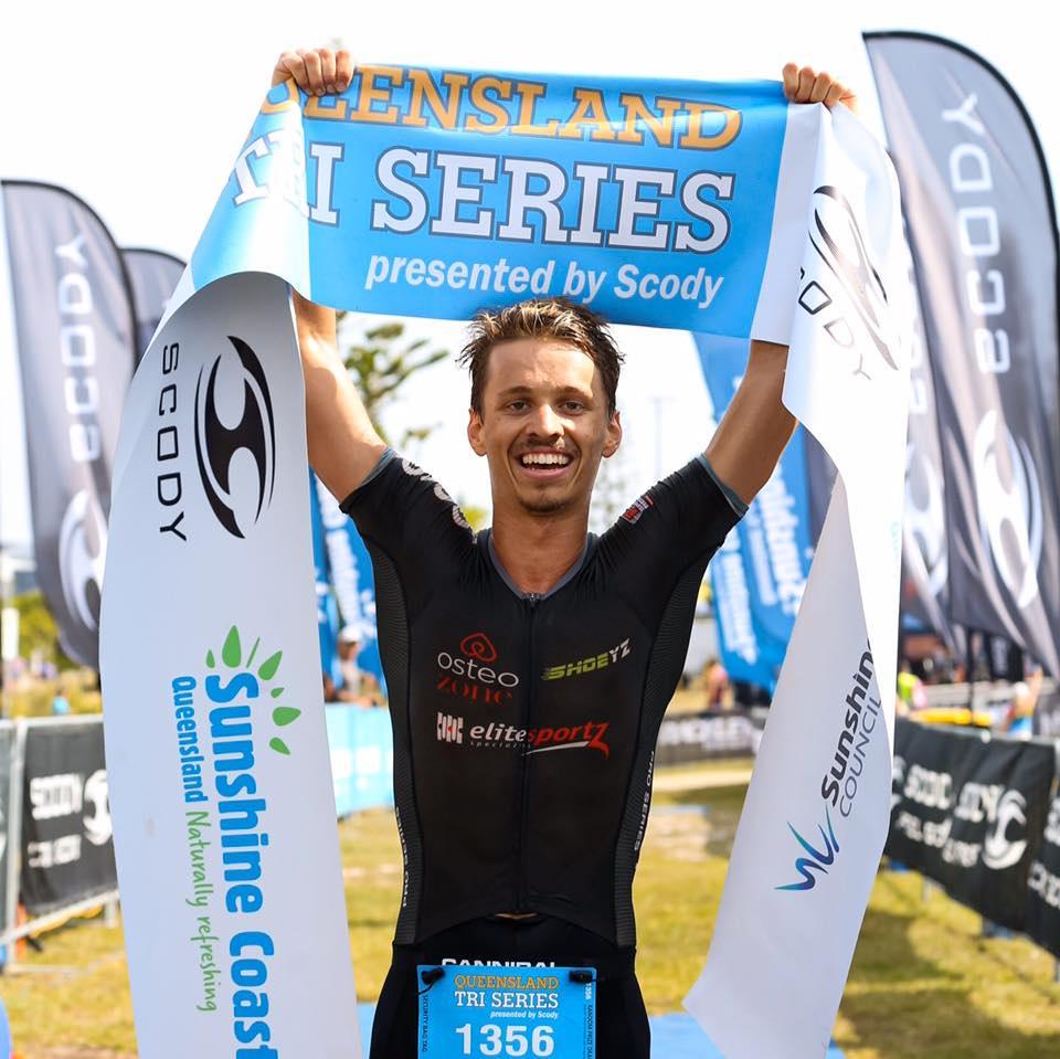 A Vegan Chat With Professional Triathlete Travis Coleman