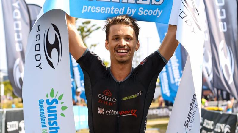 A Vegan Chat With Professional Triathlete Travis Coleman