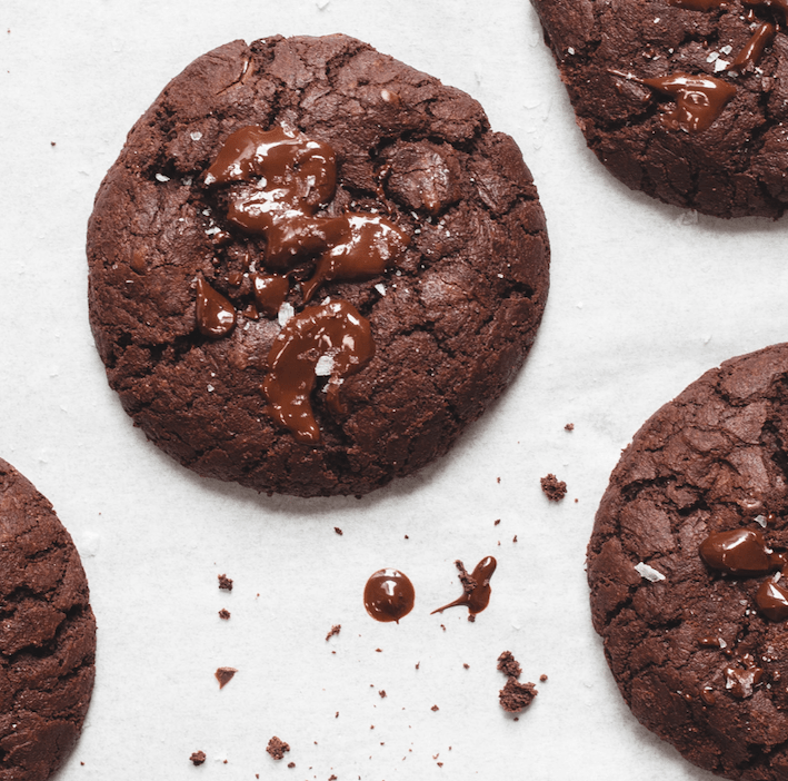 Almond Butter Chocolate Cookies