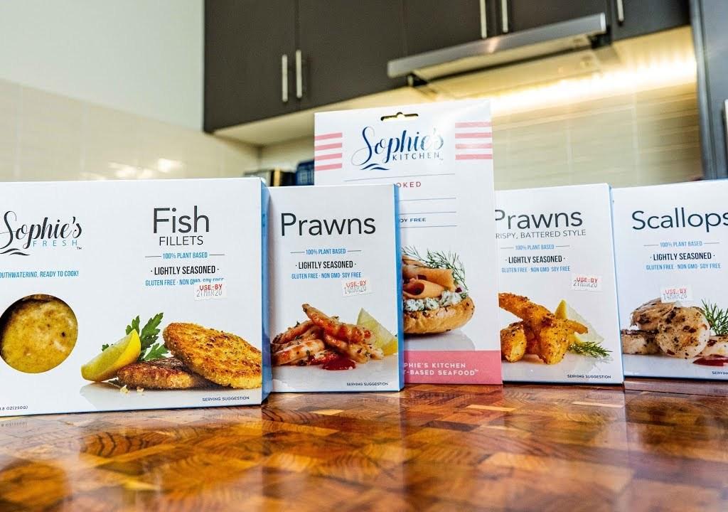 Will James Reviews Vegan Seafood