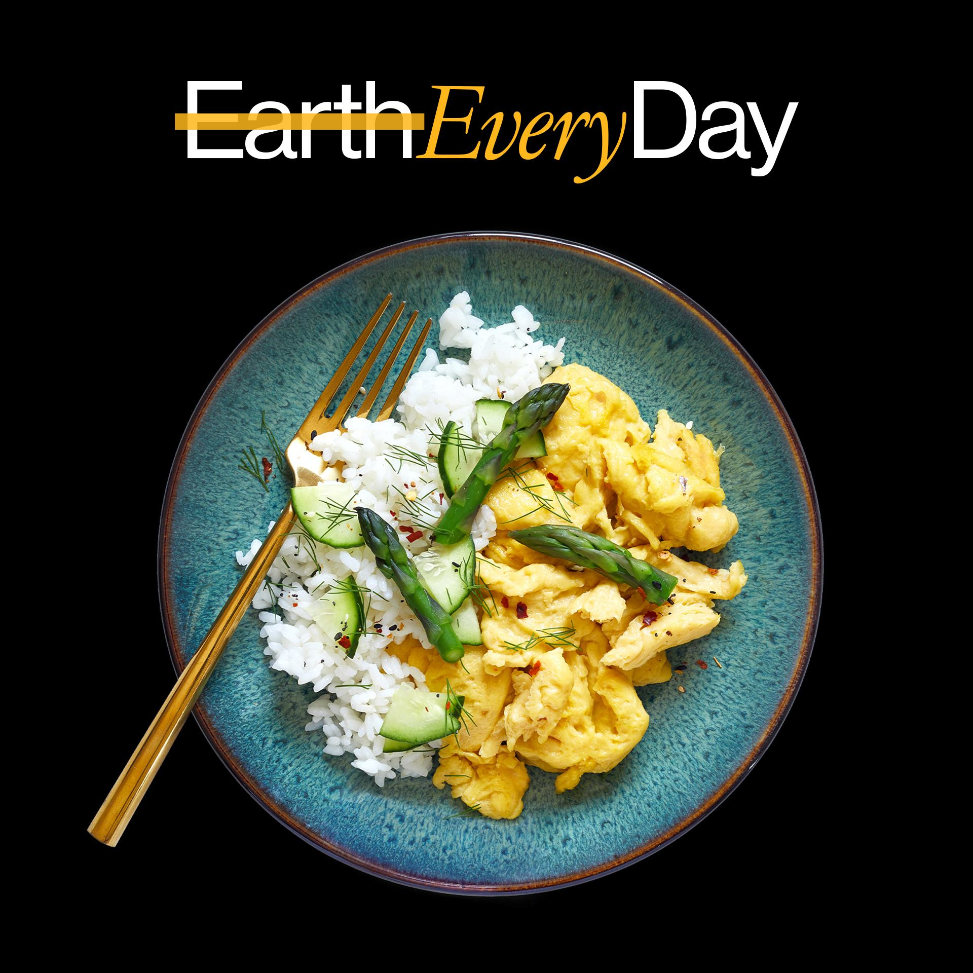 Eat For The Planet campaign by JUST