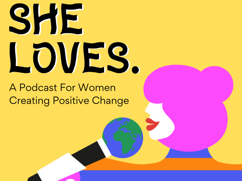 New Podcast from the team at Vevolution - She Loves.