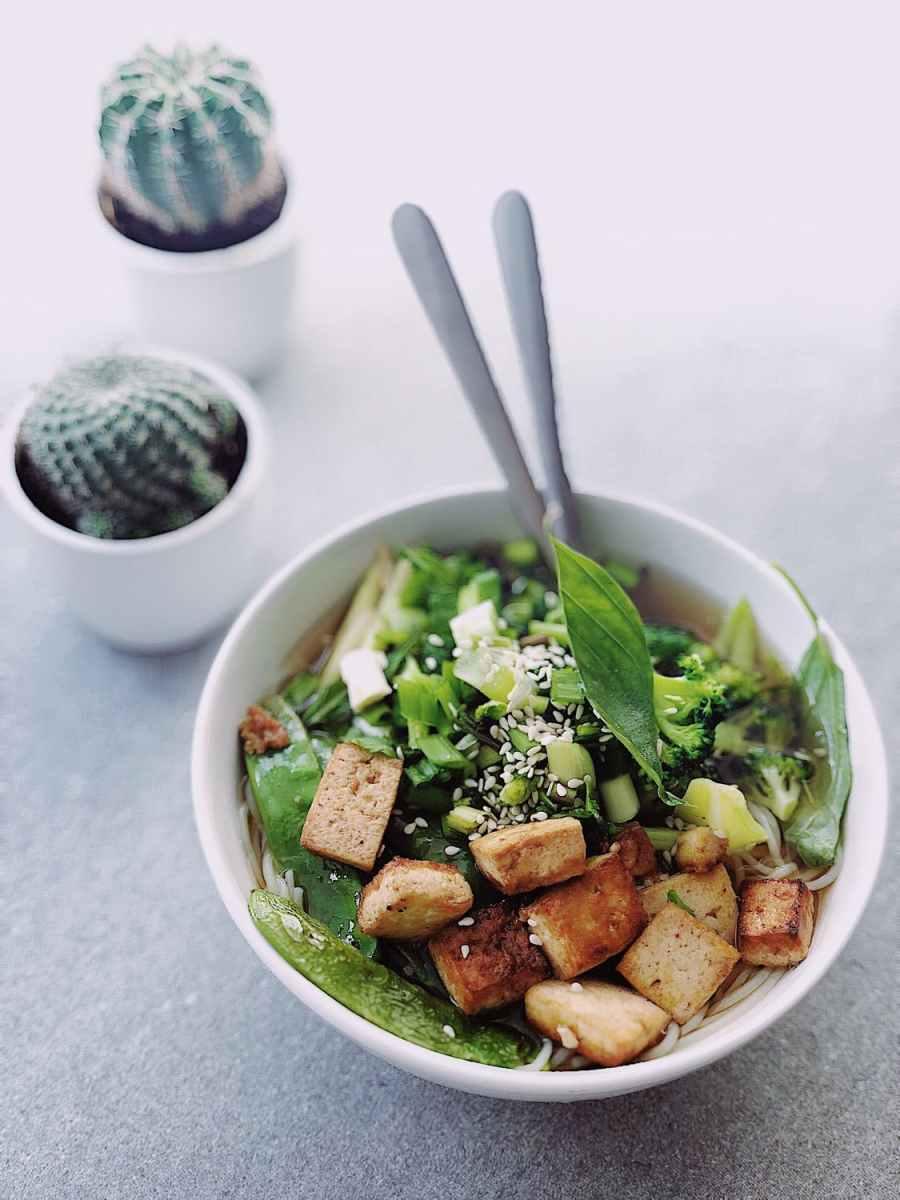make tofu taste good