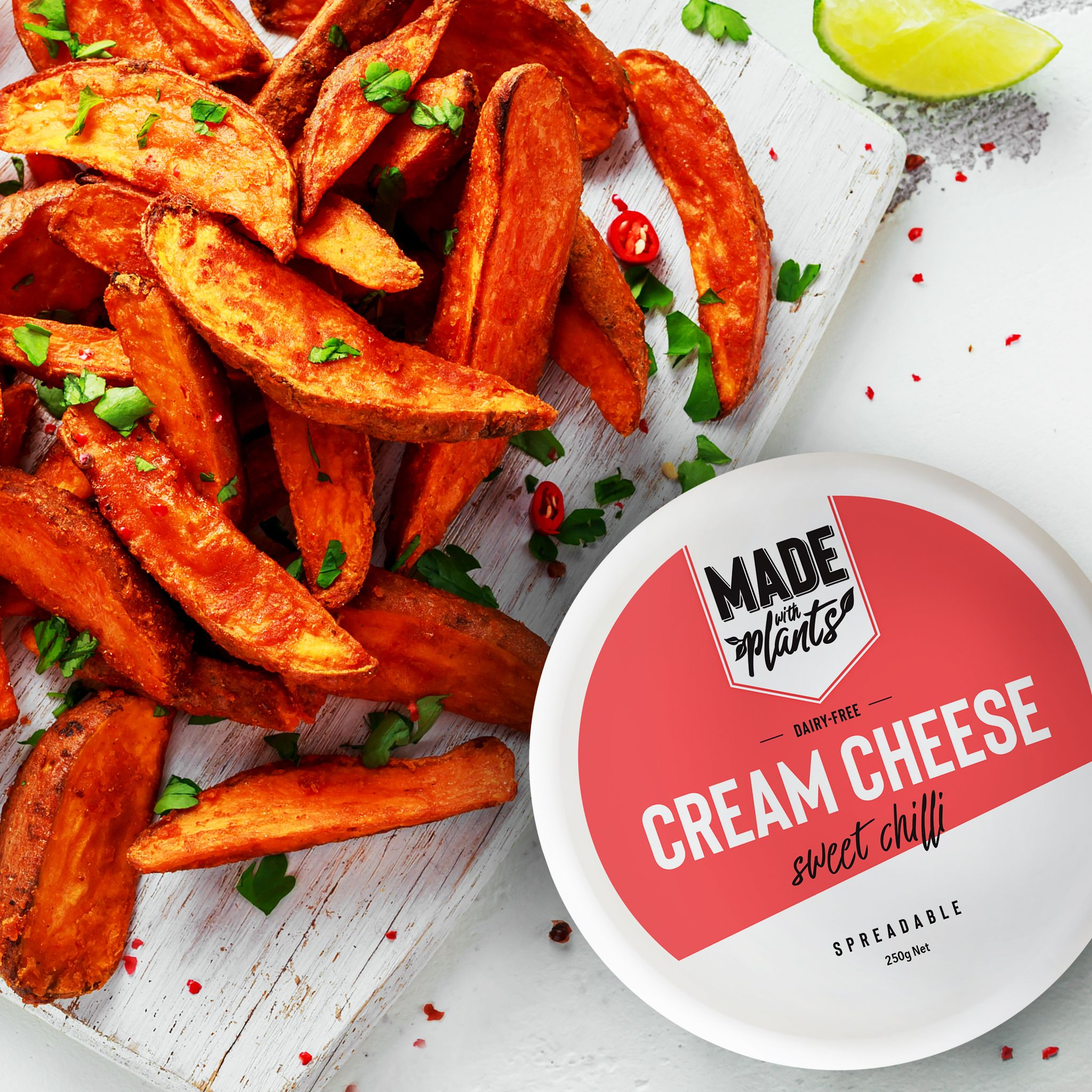 NEW Made With Plants vegan range launches in Australian Woolworths stores
