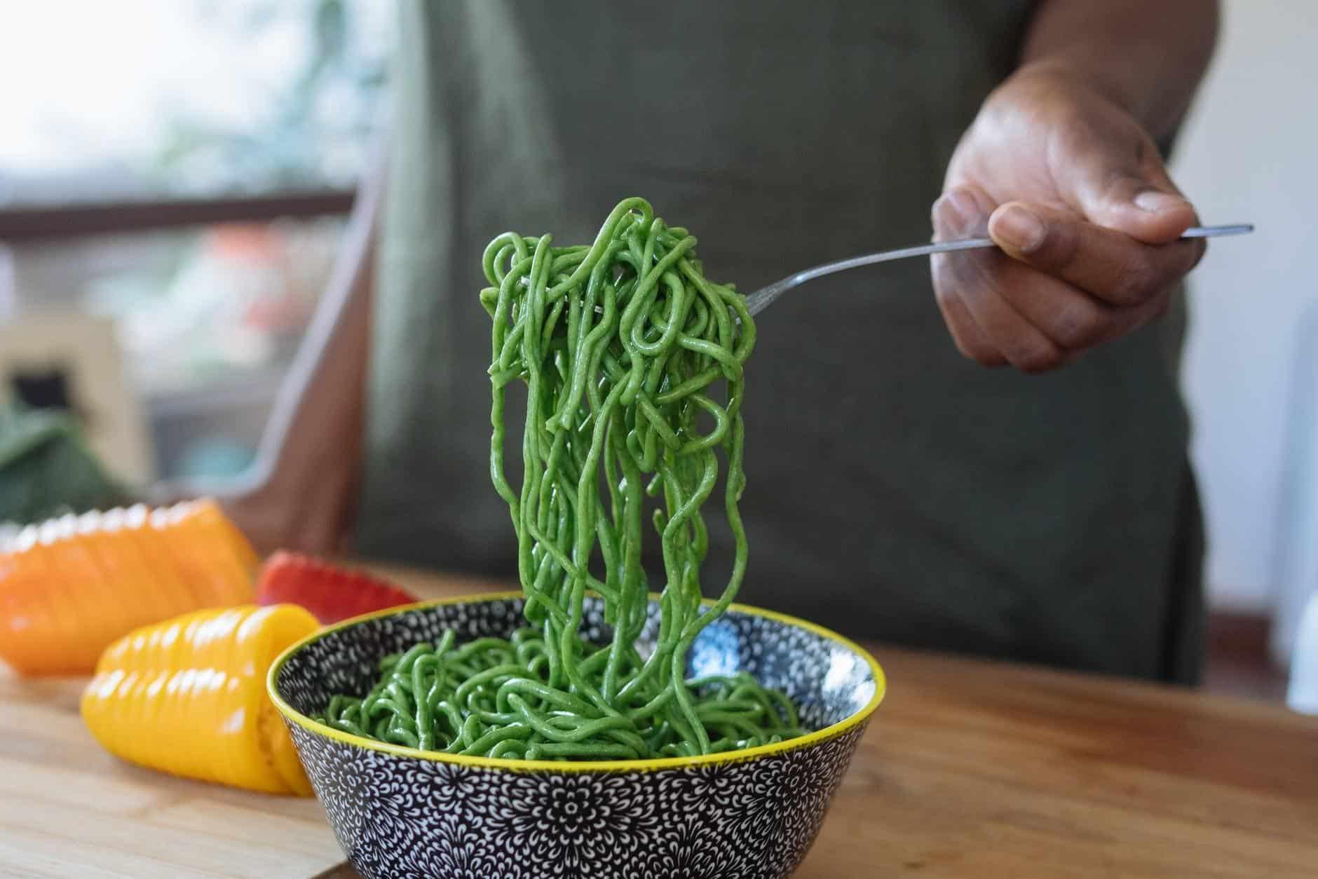 Virtual Vegan Cooking Classes with Otao