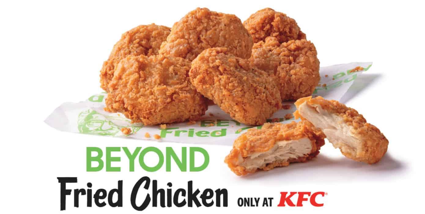 KFC may 3D print chicken soon!