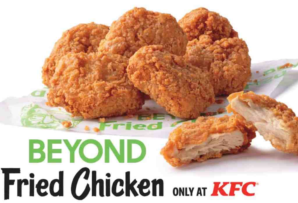 KFC may 3D print chicken soon!