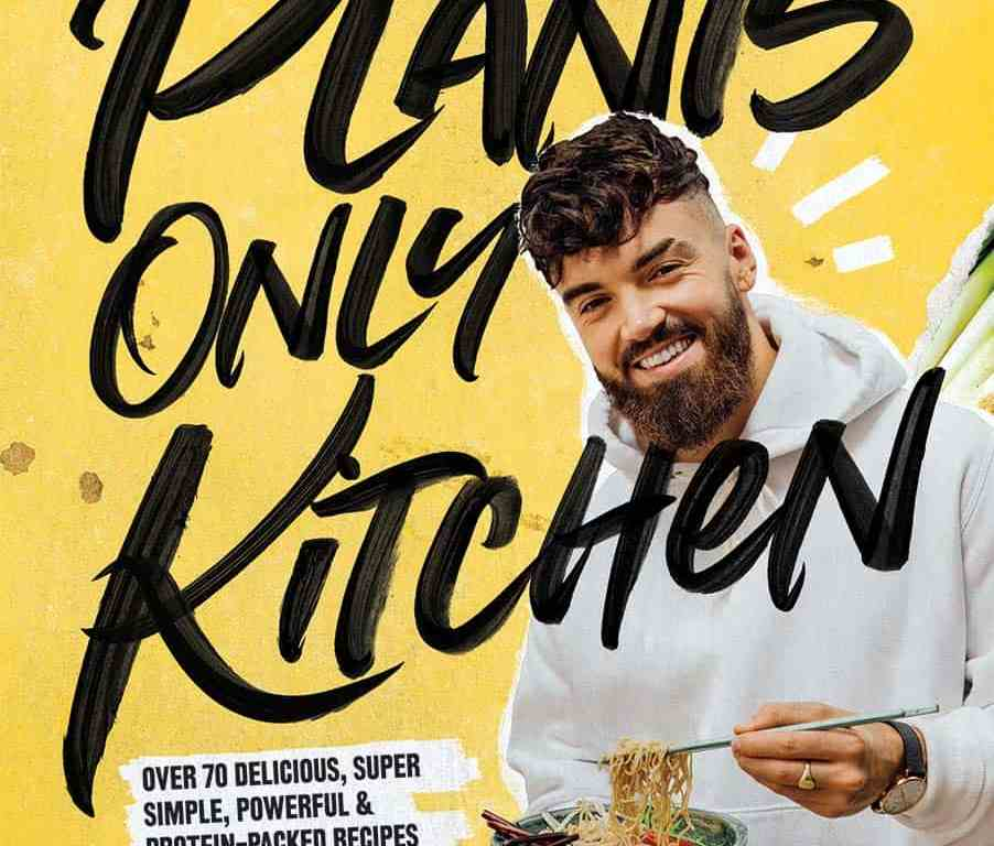 5 Vegan Cooking Books