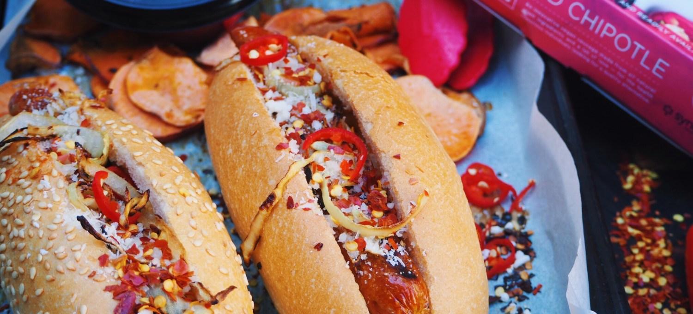 Syndian Chilli Hot Dog