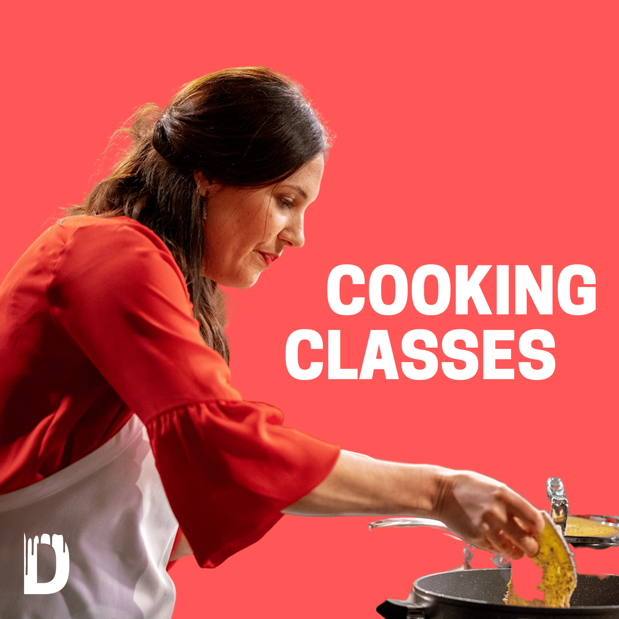Nadia Fragnito teams up with Drool for online cooking classes