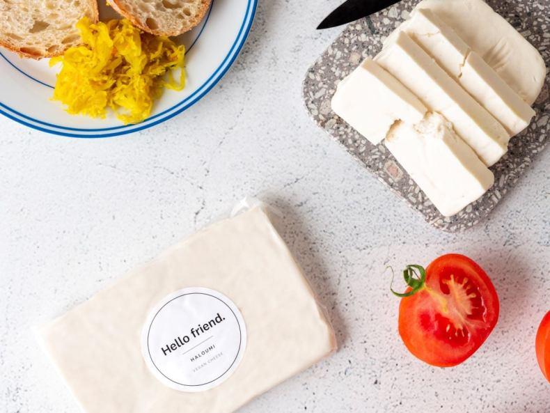 Hello Friend Foods make epic vegan cheese