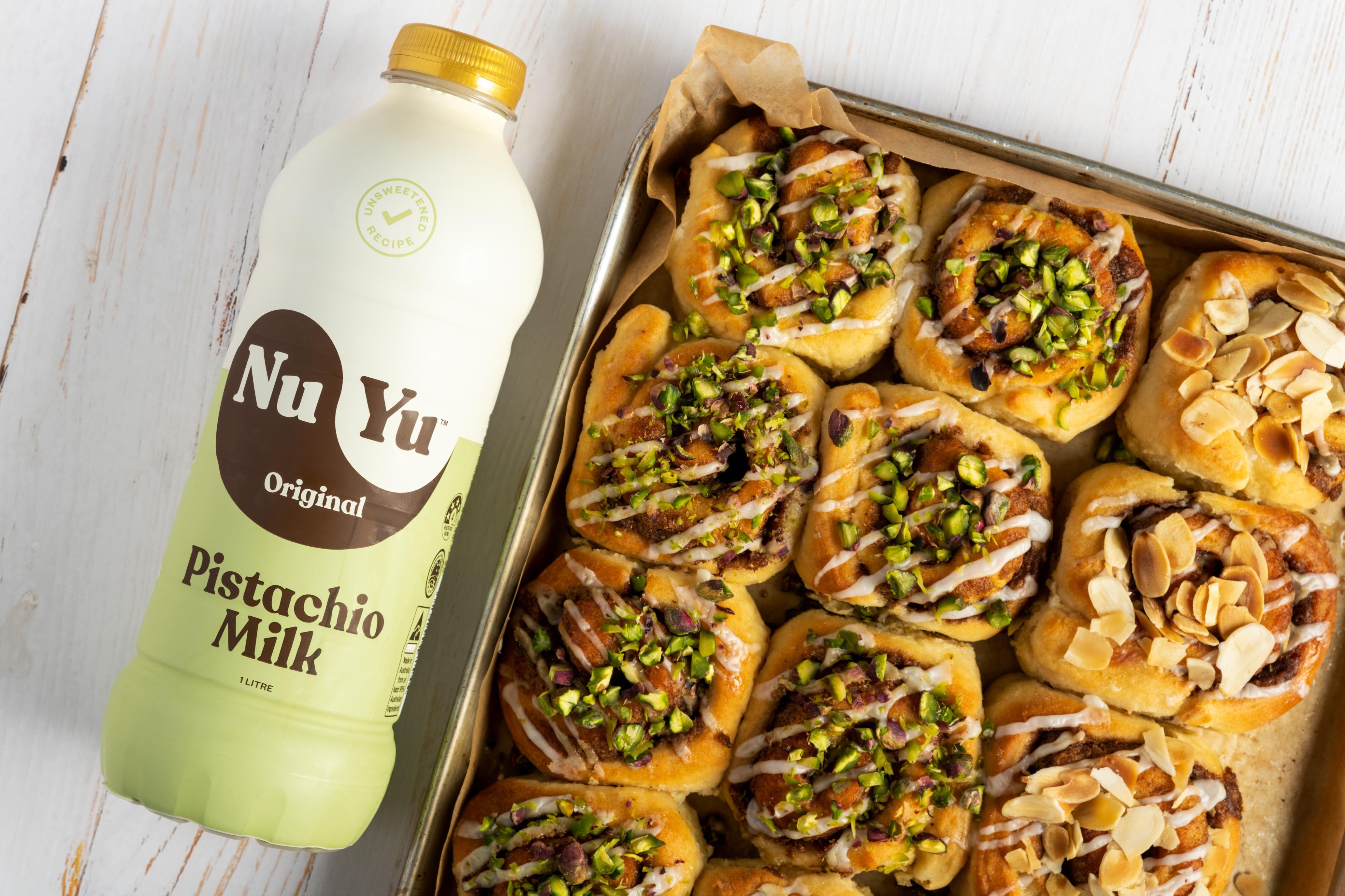 NUYU launch new plant based milk