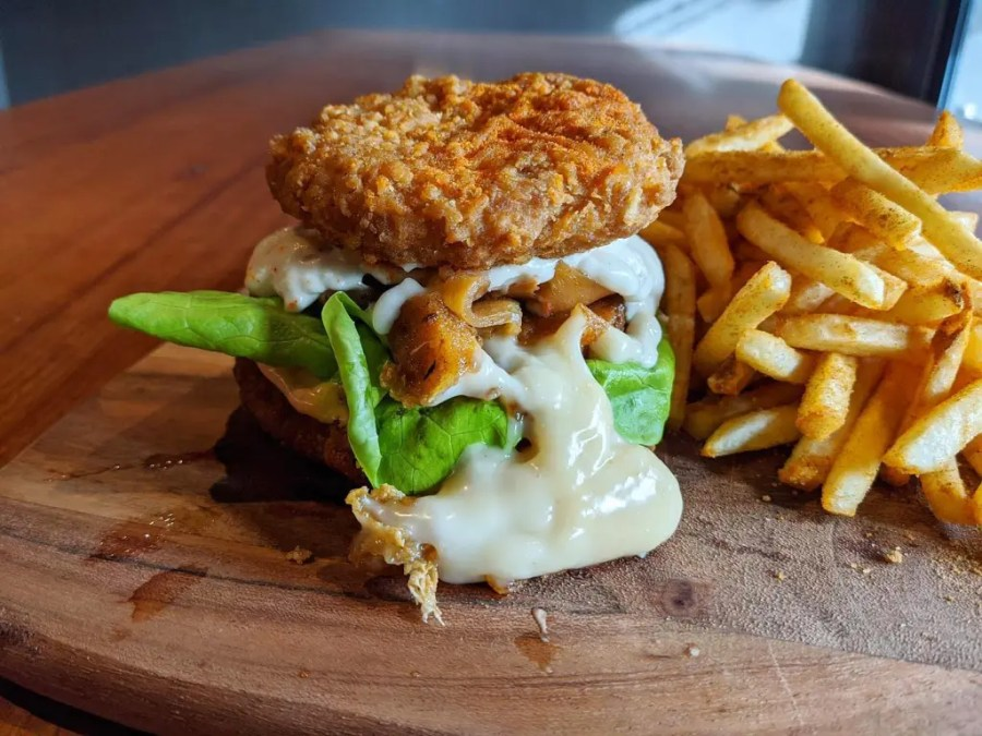 Where is Australia's Best Vegan Burger?