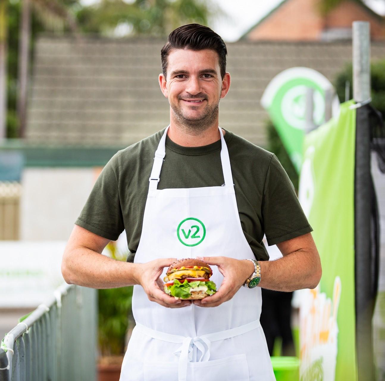 Everyday people taste test plant based V2Foods Meat