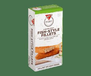 Fry's Vegan Summer range
