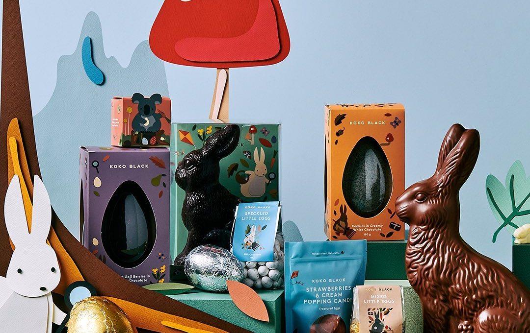 Australian Chocolate brand Koko Black launch easter range