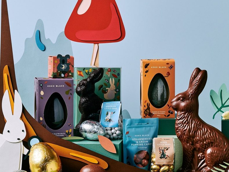 Australian Chocolate brand Koko Black launch easter range