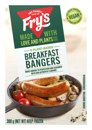 Five New Plant-Based Products from Fry's